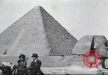 Image of tourists visit Egypt, 1927, second 8 stock footage video 65675063760