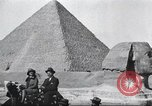 Image of tourists visit Egypt, 1927, second 13 stock footage video 65675063760
