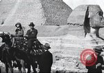Image of tourists visit Egypt, 1927, second 17 stock footage video 65675063760