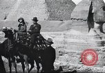 Image of tourists visit Egypt, 1927, second 18 stock footage video 65675063760