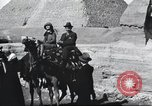 Image of tourists visit Egypt, 1927, second 19 stock footage video 65675063760