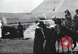 Image of tourists visit Egypt, 1927, second 24 stock footage video 65675063760