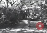 Image of House is moved in two halves New York United States USA, 1940, second 13 stock footage video 65675063764