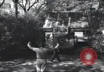 Image of House is moved in two halves New York United States USA, 1940, second 17 stock footage video 65675063764