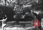 Image of House is moved in two halves New York United States USA, 1940, second 23 stock footage video 65675063764