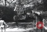 Image of House is moved in two halves New York United States USA, 1940, second 24 stock footage video 65675063764