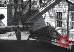 Image of House is moved in two halves New York United States USA, 1940, second 35 stock footage video 65675063764