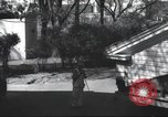 Image of House is moved in two halves New York United States USA, 1940, second 39 stock footage video 65675063764