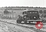 Image of Clyde Barrow and Bonnie Parker Dallas Texas USA, 1934, second 62 stock footage video 65675063767