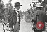 Image of Clyde Barrow and Bonnie Parker Bienville Parish Louisiana USA, 1934, second 5 stock footage video 65675063768