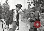 Image of Clyde Barrow and Bonnie Parker Bienville Parish Louisiana USA, 1934, second 16 stock footage video 65675063768