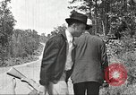 Image of Clyde Barrow and Bonnie Parker Bienville Parish Louisiana USA, 1934, second 17 stock footage video 65675063768