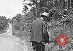 Image of Clyde Barrow and Bonnie Parker Bienville Parish Louisiana USA, 1934, second 18 stock footage video 65675063768