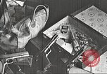 Image of Items in car of Clyde Barrow and Bonnie Parker Arcadia Louisiana USA, 1934, second 3 stock footage video 65675063769