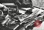 Image of Items in car of Clyde Barrow and Bonnie Parker Arcadia Louisiana USA, 1934, second 14 stock footage video 65675063769