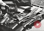 Image of Items in car of Clyde Barrow and Bonnie Parker Arcadia Louisiana USA, 1934, second 17 stock footage video 65675063769