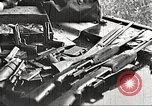 Image of Items in car of Clyde Barrow and Bonnie Parker Arcadia Louisiana USA, 1934, second 18 stock footage video 65675063769