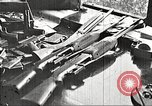 Image of Items in car of Clyde Barrow and Bonnie Parker Arcadia Louisiana USA, 1934, second 22 stock footage video 65675063769