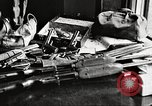 Image of Items in car of Clyde Barrow and Bonnie Parker Arcadia Louisiana USA, 1934, second 37 stock footage video 65675063769