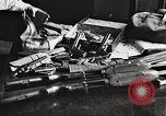 Image of Items in car of Clyde Barrow and Bonnie Parker Arcadia Louisiana USA, 1934, second 42 stock footage video 65675063769