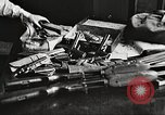 Image of Items in car of Clyde Barrow and Bonnie Parker Arcadia Louisiana USA, 1934, second 43 stock footage video 65675063769