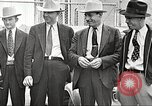 Image of Clyde Barrow and Bonnie Parker Dallas Texas USA, 1934, second 41 stock footage video 65675063770