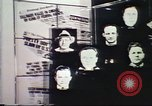 Image of Federal Bureau of Investigation work against gangsters United States USA, 1977, second 12 stock footage video 65675063773