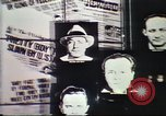 Image of Federal Bureau of Investigation work against gangsters United States USA, 1977, second 15 stock footage video 65675063773