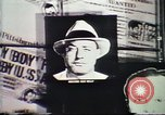 Image of Federal Bureau of Investigation work against gangsters United States USA, 1977, second 18 stock footage video 65675063773