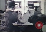 Image of Federal Bureau of Investigation work against gangsters United States USA, 1977, second 23 stock footage video 65675063773