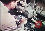 Image of Federal Bureau of Investigation fingerprint analysis Washington DC USA, 1977, second 35 stock footage video 65675063776