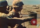Image of 5th Marine Division Iwo Jima, 1945, second 62 stock footage video 65675063792