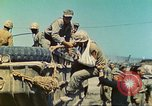 Image of 5th Marine Division Iwo Jima, 1945, second 57 stock footage video 65675063793