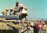 Image of 5th Marine Division Iwo Jima, 1945, second 58 stock footage video 65675063793