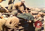 Image of 5th Marine Division Iwo Jima, 1945, second 61 stock footage video 65675063793