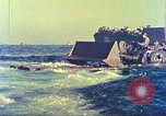 Image of United States Marines Okinawa Red Beach, 1945, second 53 stock footage video 65675063800