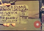 Image of United States Marines Okinawa Red Beach, 1945, second 2 stock footage video 65675063801