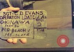 Image of United States Marines Okinawa Red Beach, 1945, second 4 stock footage video 65675063801