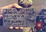 Image of United States Marines Okinawa Red Beach, 1945, second 8 stock footage video 65675063802
