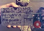 Image of United States Marines Okinawa Red Beach, 1945, second 10 stock footage video 65675063802