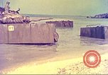 Image of United States Marines Okinawa Red Beach, 1945, second 22 stock footage video 65675063802