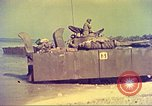 Image of United States Marines Okinawa Red Beach, 1945, second 28 stock footage video 65675063802
