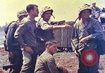 Image of United States Marines Okinawa Red Beach, 1945, second 51 stock footage video 65675063804