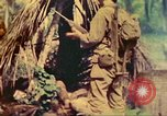 Image of 77th Infantry Division Guam Mariana Islands, 1944, second 56 stock footage video 65675063807
