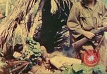 Image of 77th Infantry Division Guam Mariana Islands, 1944, second 59 stock footage video 65675063807