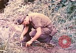 Image of US 5th Marines invading Japanese-held areas of Papua New Guinea Talasea New Britain Papua New Guinea, 1944, second 21 stock footage video 65675063811