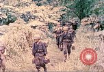 Image of US 5th Marines invading Japanese-held areas of Papua New Guinea Talasea New Britain Papua New Guinea, 1944, second 54 stock footage video 65675063811