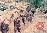 Image of US 5th Marines invading Japanese-held areas of Papua New Guinea Talasea New Britain Papua New Guinea, 1944, second 57 stock footage video 65675063811