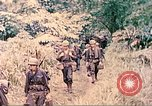 Image of US 5th Marines invading Japanese-held areas of Papua New Guinea Talasea New Britain Papua New Guinea, 1944, second 58 stock footage video 65675063811