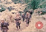Image of US 5th Marines invading Japanese-held areas of Papua New Guinea Talasea New Britain Papua New Guinea, 1944, second 59 stock footage video 65675063811